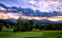 Mount Mitchell Golf Course in Burnsville, North Carolina