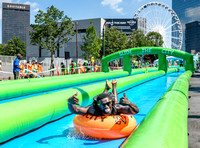 Slide The City Downtown Atlanta