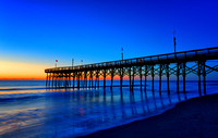 Myrtle Beach, South Carolina.  Pier 14.