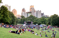 39th Atlanta Jazz Festival Piedmont Park.
