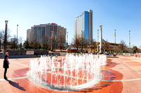 Fountain of Rings in Centennial Olympic Park